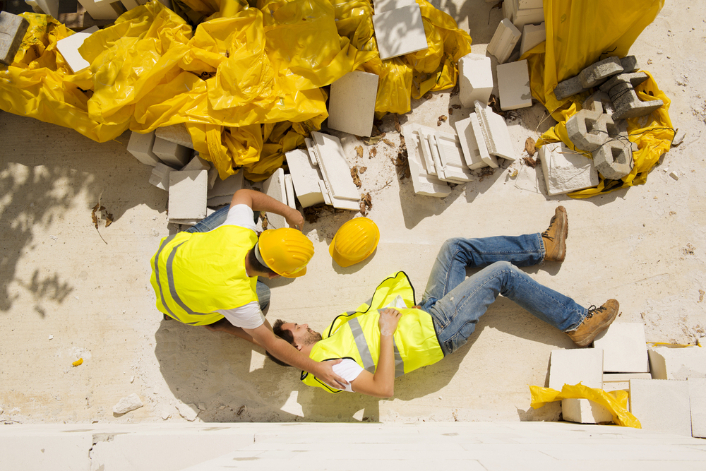 4 Common Work-related Injuries In Construction Sites
