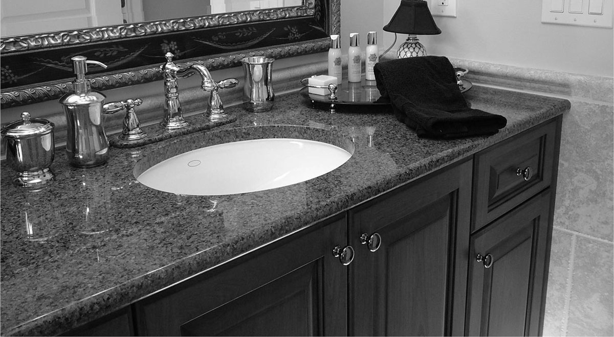 Benefits of solid surface products
