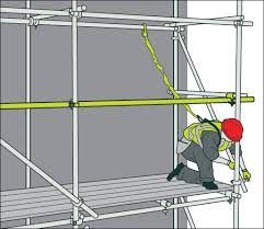 Precautions to practice when using scaffolds
