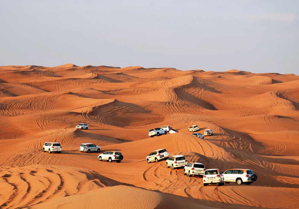 Dubai Desert Safari – Your Essential Guide