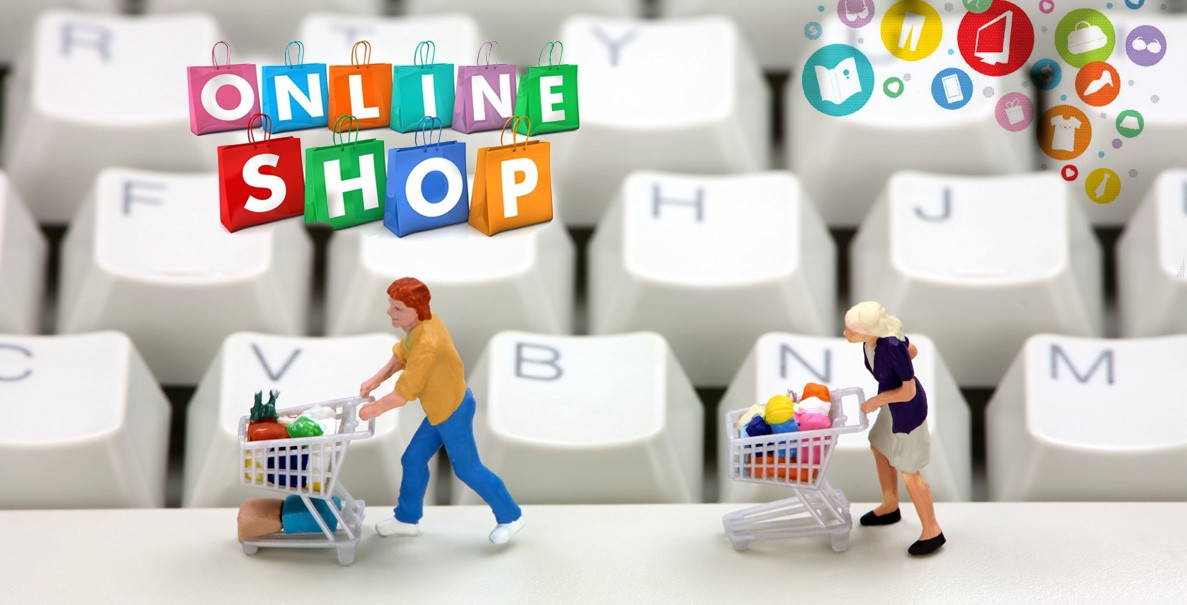 Why has online shopping become so popular?