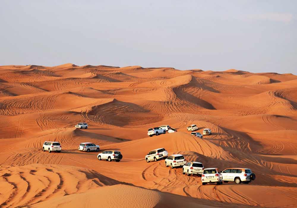 Dubai Desert Safari – Your Essential Guide