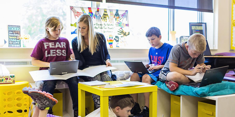 What do children want in schools?