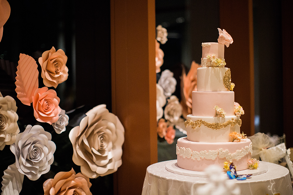 Things to consider before ordering your wedding cake